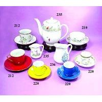 Superb Hand - Painted Tea/Coffee Sets